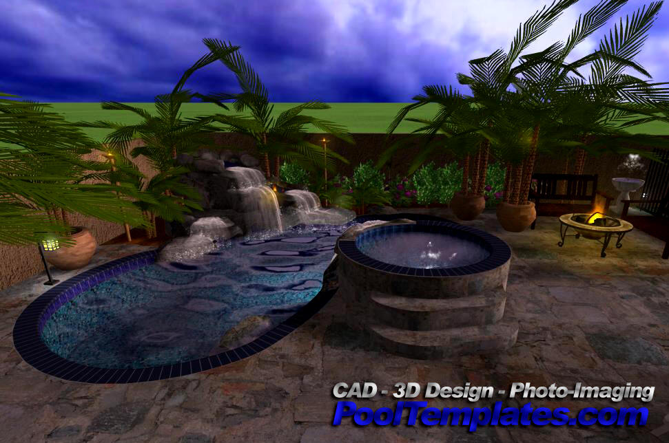 Stunning 3d Pool Design Software Gallery - Interior Design Ideas ...