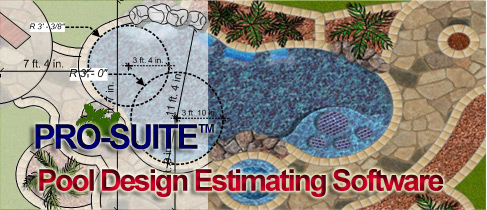 ESI Pro Suite Swimming Pool Design Software