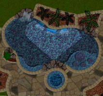 Swimming pool software for Pool drawing software